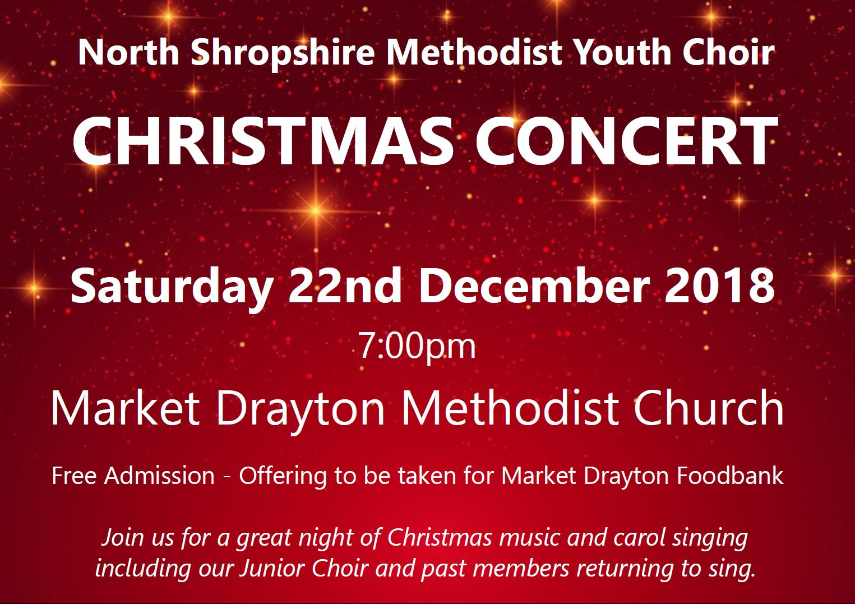 NSMYC Christmas Concert 2018